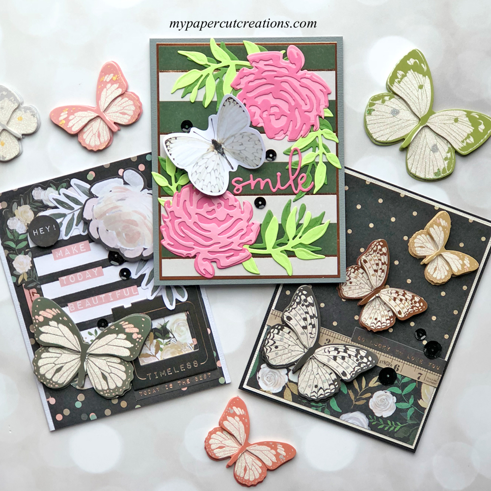 Spellbinders May Card Kit of the Month – My PaperCut Creations